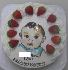 1歳のお誕生日おめでとうございます。